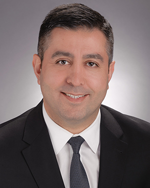 Headshot of CEO Fatih Ay