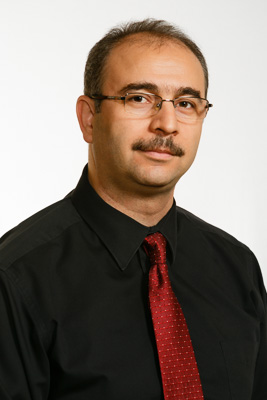 Headshot of Superintendent Mr. Ramazan  Coskuner