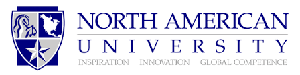 North American University logo